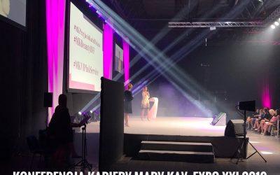 Konferencja Kariery Mary Kay – Wilno oraz EXPO XXI